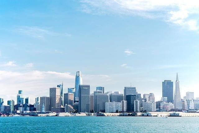 サンフランシスコシティの風景