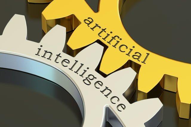 人工知能の歯車