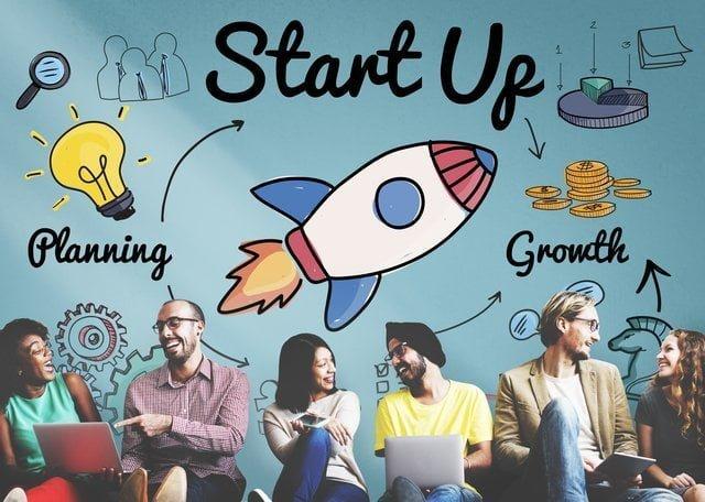 スタートアップ企業のイメージ