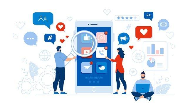 ソーシャルメディアとモバイルアプリ
