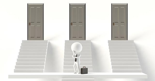 3つのドア
