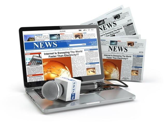 ニュースメディア