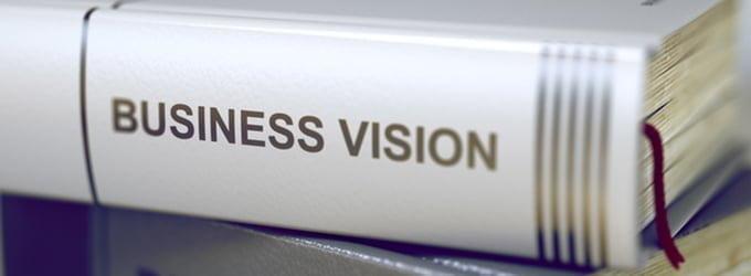 本 BUSINESS VISION