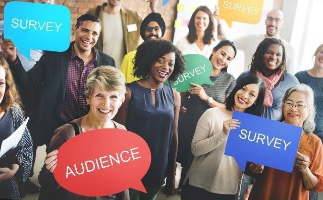 聴衆と調査
